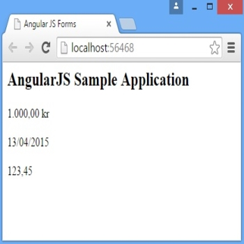 Working with Internalization in Angularjs
