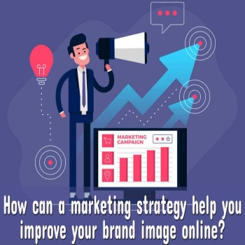 How to use a multi-channel marketing strategy for maximizing reach and improving brand image online?