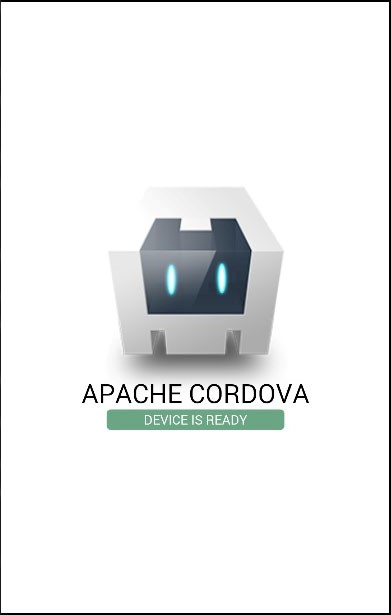 Creating first Application Using Cordova