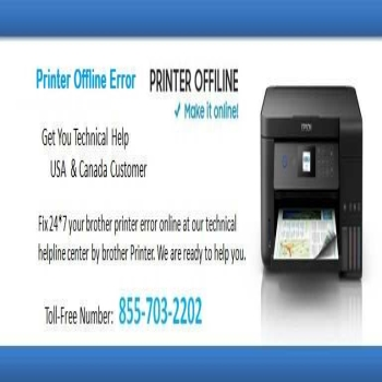 Here's A Quick Guide on How to Fix Printer Offline Error In Windows 10, 8 Or 7