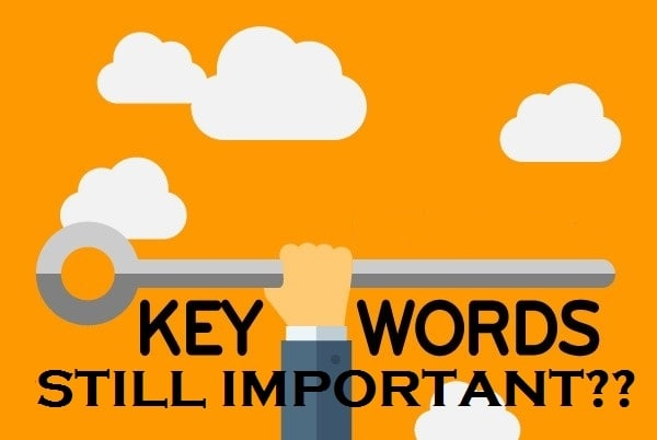 Are Keywords Still Important for SEO?