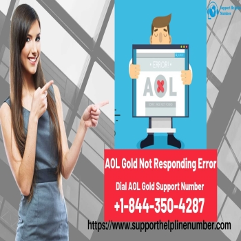 AOL Gold Support - AOL Gold Not Responding Error