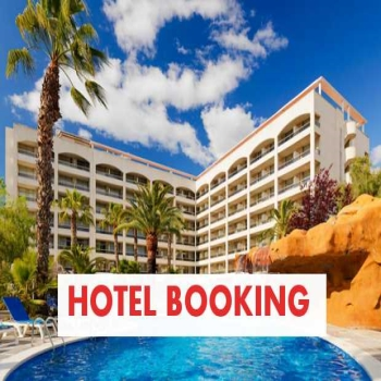 Hotel Booking in India Can be Done Easily