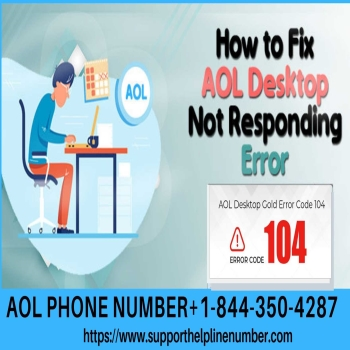 Fix AOL Desktop Gold Not Responding Issue – AOL Customer Service