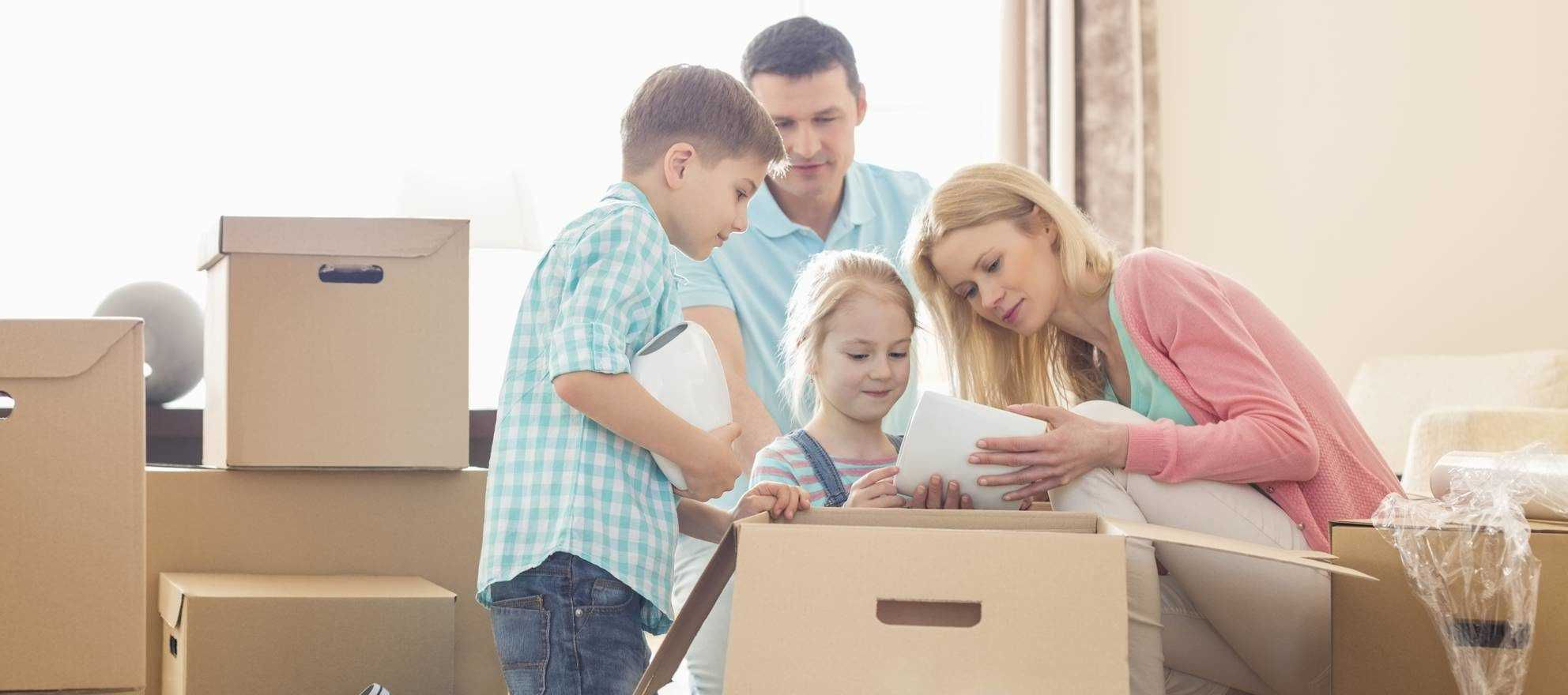 Some Vital Mistakes You Must Avoid While Moving With Kids