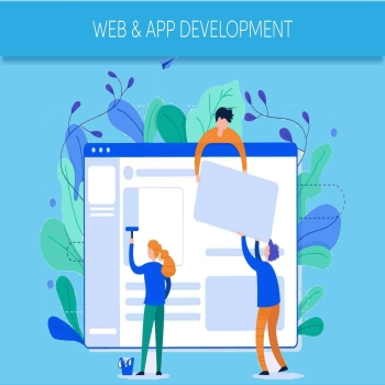 Web and App Development Services in India