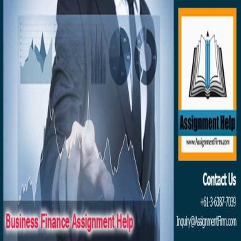 Business Finance Assignment Help from Expert and Professional Writer