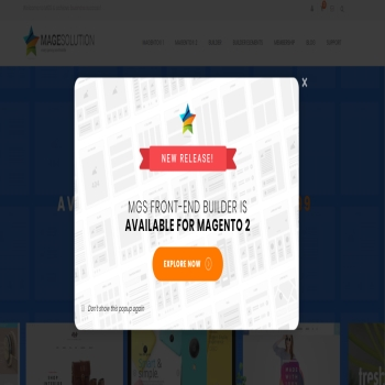 Promotional Pop-ups Magento 2 Extension