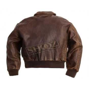 A2 Flight Bomber Leather Jackets