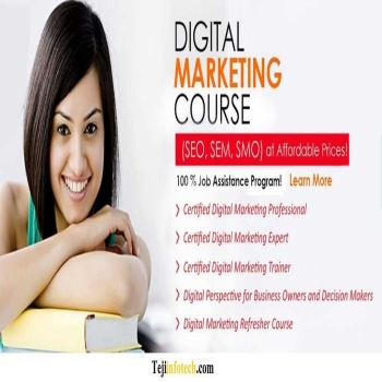 Digital marketing Courses in Patiala By Teji infotech