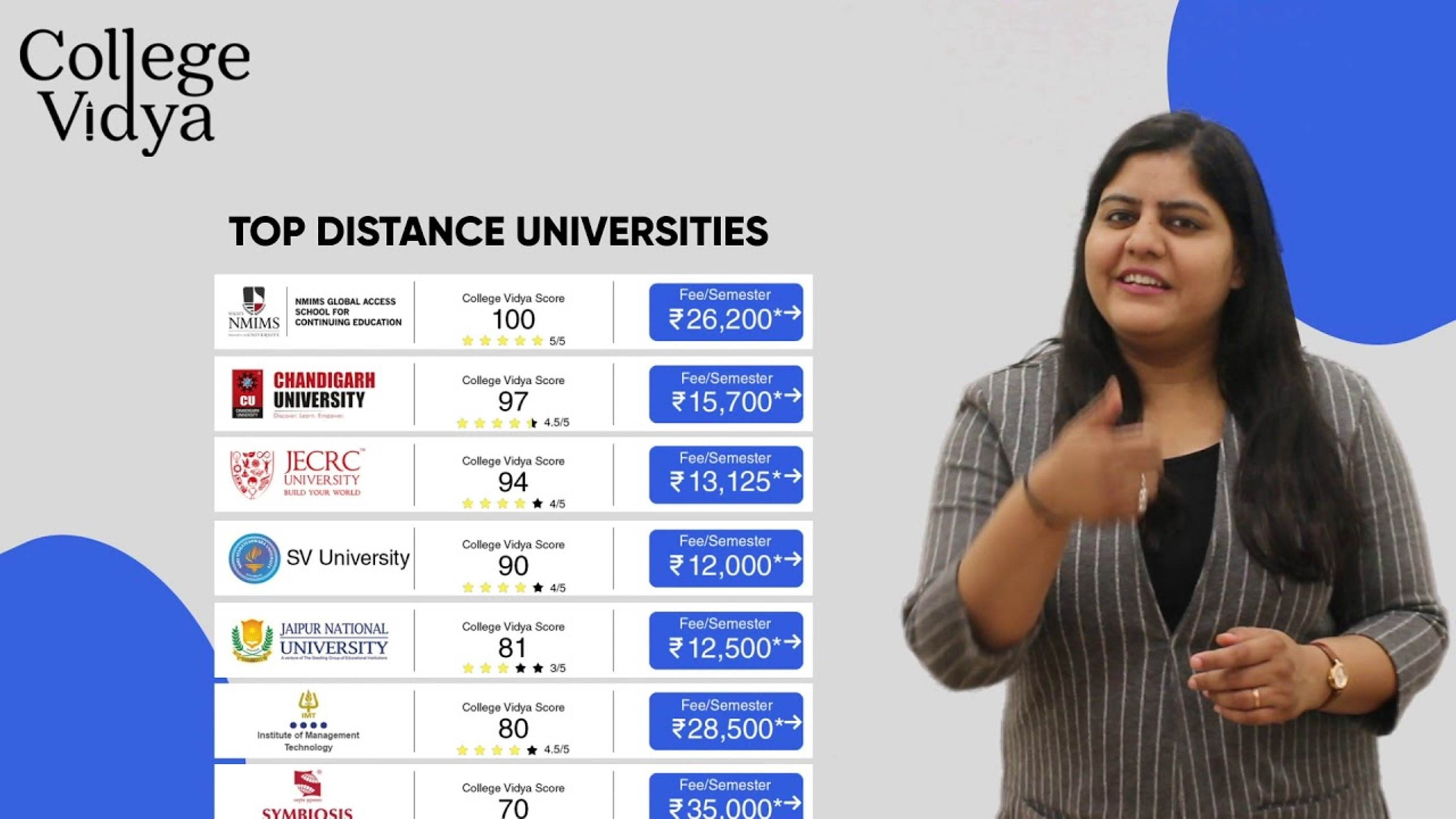 How Comparing Distance Universities Can Help To Choose The Best University?