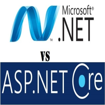 DOTNET VS DOTNET CORE