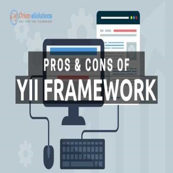 WHAT ARE THE MAJOR PROS AND CONS OF YII FRAMEWORK?