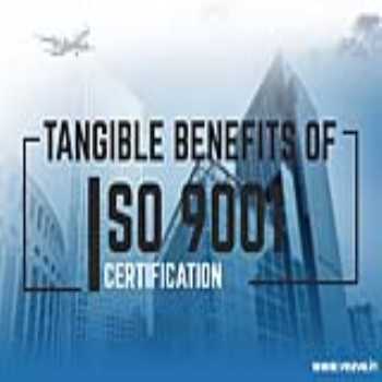 Tangible Benefits of ISO 9001 Certification