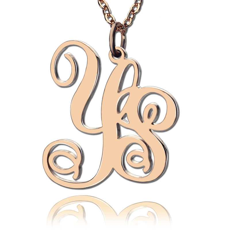 Marriage and commitment proposals with infinity name necklace are often planned for,