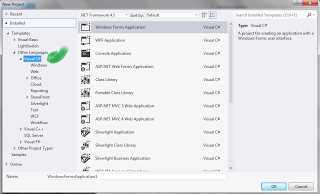 Image Result For Windows Form Application