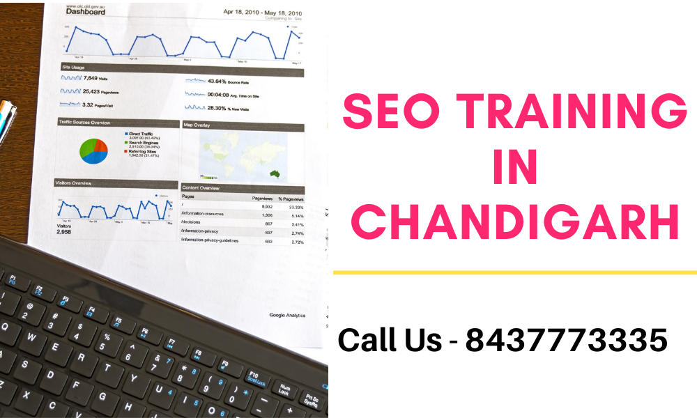 SEO Training in Chandigarh Mohali Training in Chandigarh