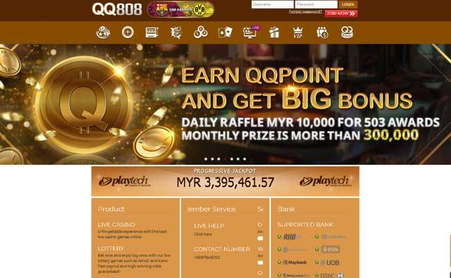 QQ808ms Trusted Online Casino Malaysia 2019 QQ808ms Trusted Online Casino Malaysia 2019