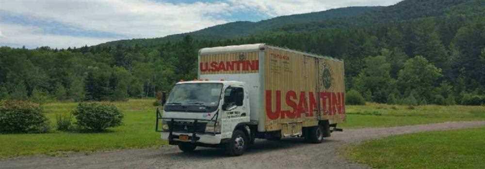 U. Santini Moving & Storage Brooklyn, New York