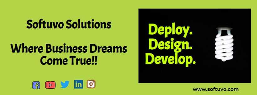 Softuvo Solutions Pvt. Ltd. Softuvo Solutions Pvt. Ltd.