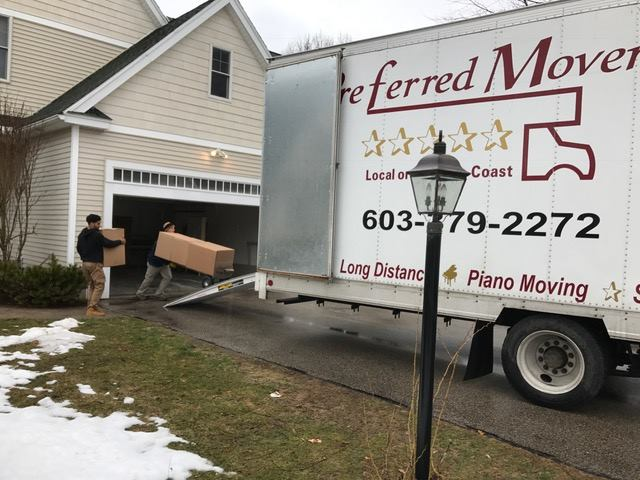 Preferred Movers NH Preferred Movers NH