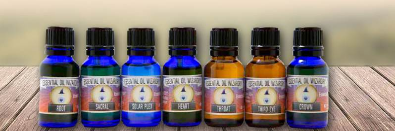 Essential Oil Wizardry Essential Oil Wizardry