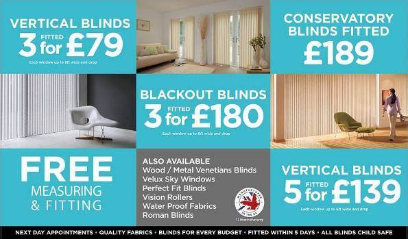 Impress Blinds