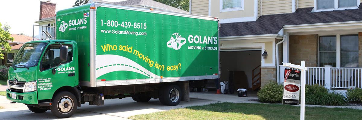 Golan's Moving and Storage Golan's Moving and Storage
