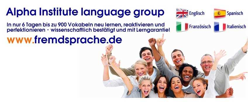 Alpha Institute Language Group