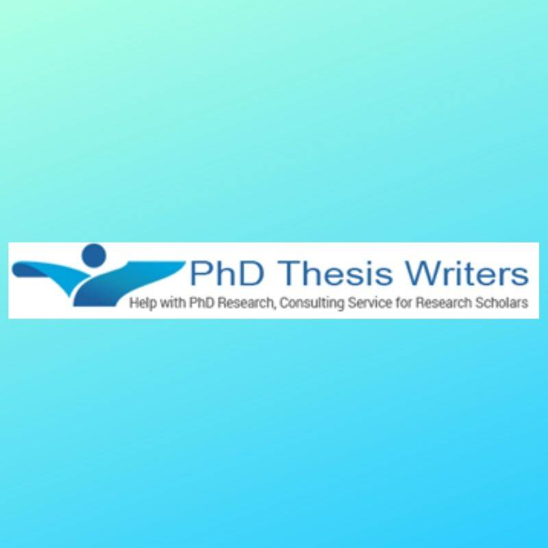 PhD Thesis Writers PhD Thesis Writers