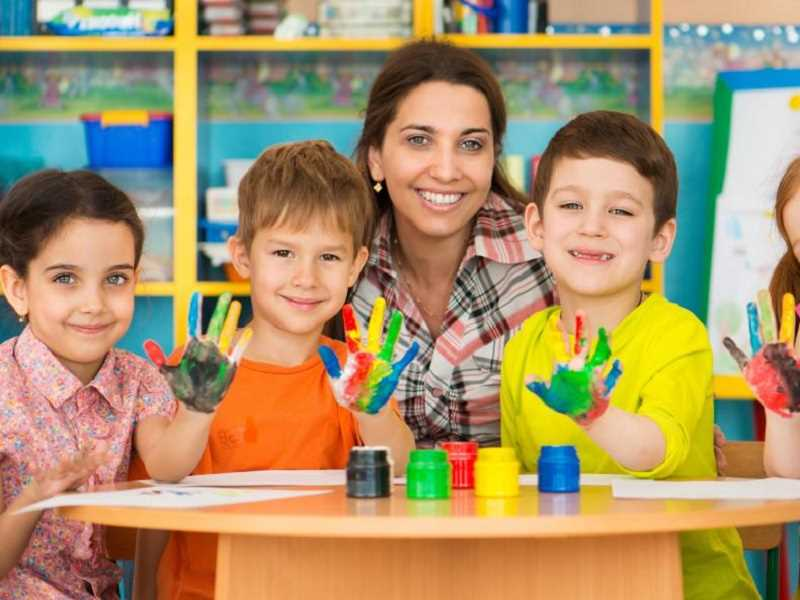 Best Montessori School in Gurgaon for Kids
