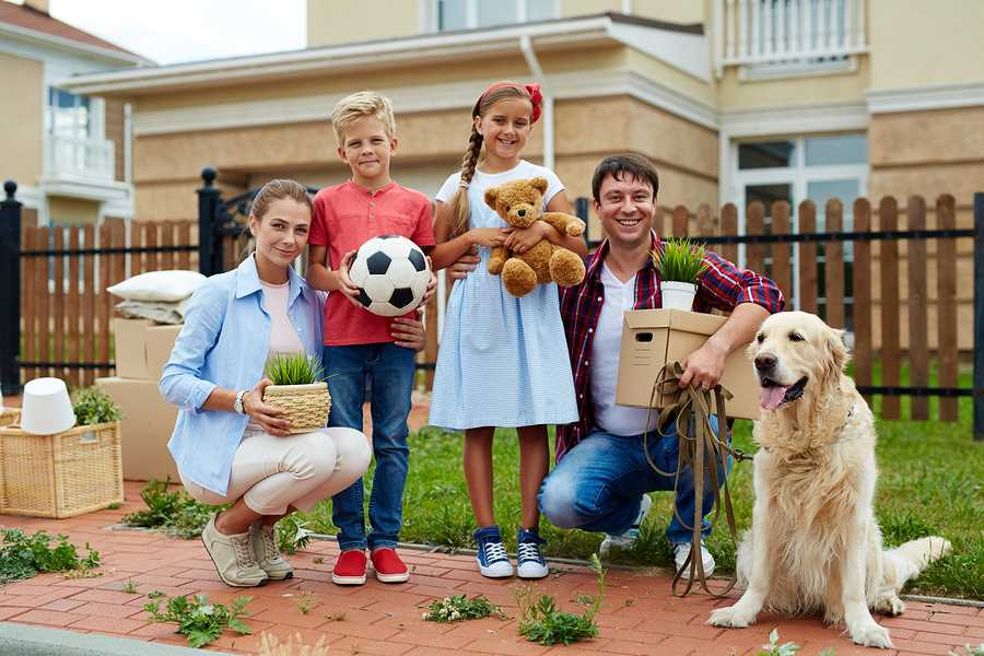 Moving With Kids And Pets – How To Get Help