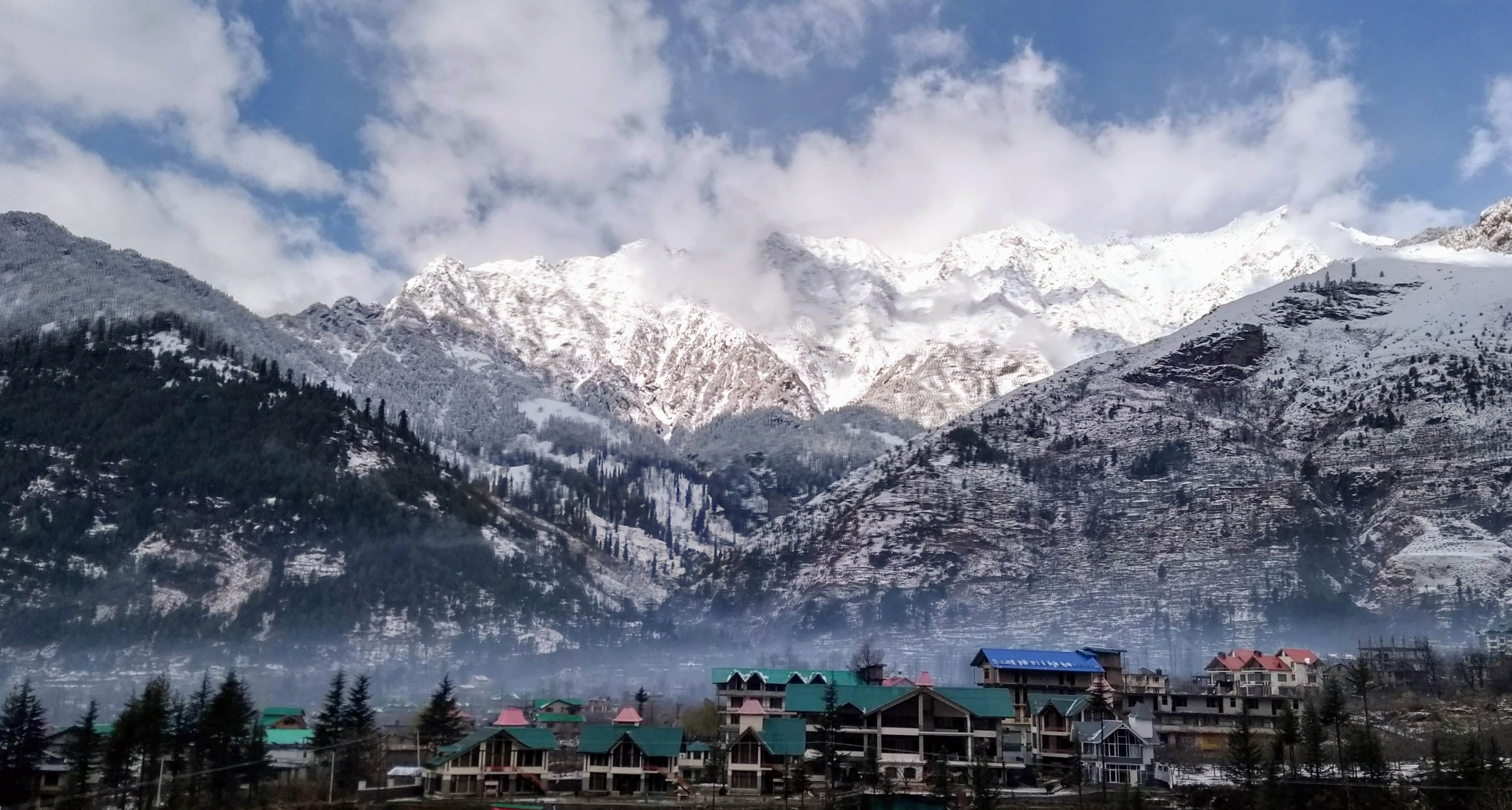 7 Best places to visit in Manali trip