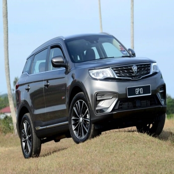Proton X70 2020 CKD rolls out of Tanjung Malim plant launch soon, right-hand drive exports planned
