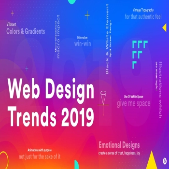 Web Design Trend for 2019 and Beyond