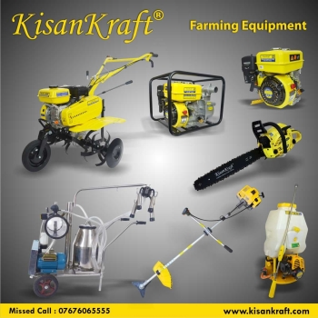 Agricultural Machineries used in Cultivation Process