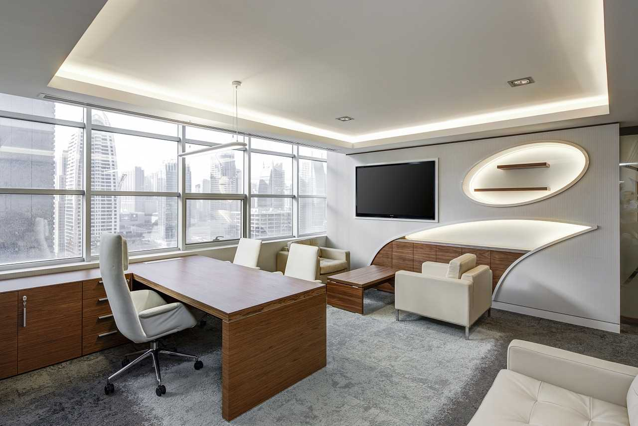 How to Create a Truly Impressive Executive Office