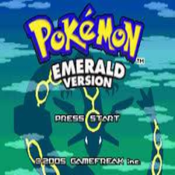 Know full information Pokemon Emerald game