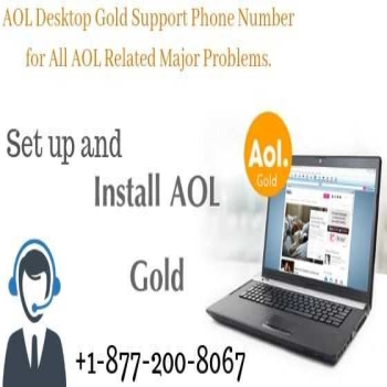 AOL Desktop Gold Support Phone Number for All AOL Related Major Problems.