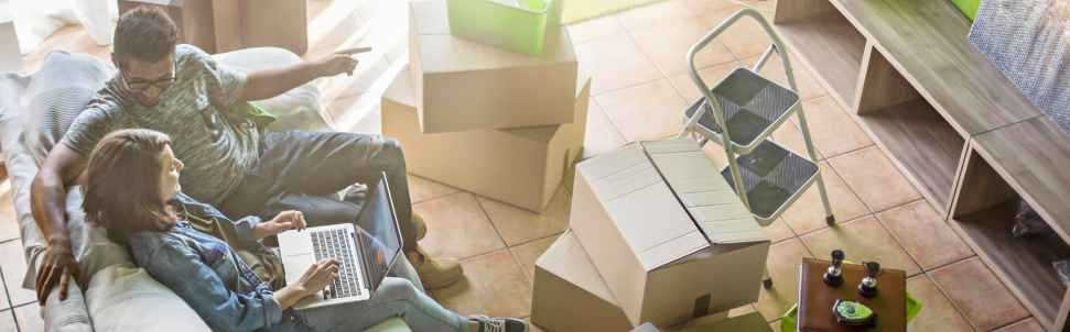 How To Organize Moving To Your New Home?