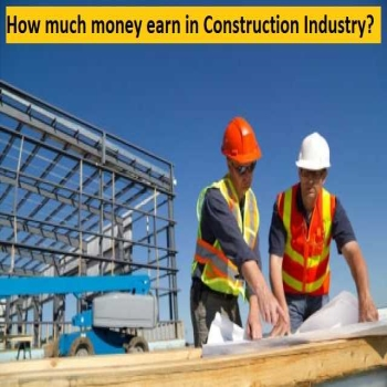 The reasons why we love construction jobs salary