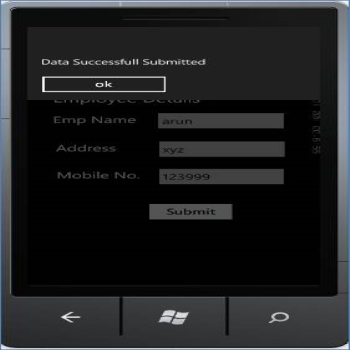 TextBox Control in Windows 7 Phone Development
