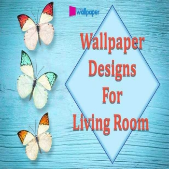 4 Distinct Ways To Use The Wallpapers In Living Room