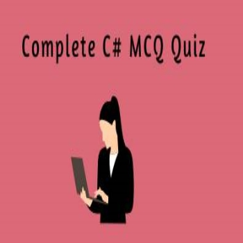 C# (c-sharp) .Net MCQ Quiz Question with Answer