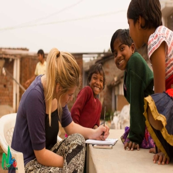 Volunteer In India With The Hope Homes