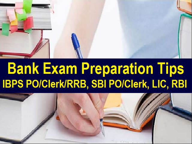Top 8 Government Banking Job Exams in India