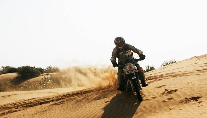 Adventurous activities to do in Rajasthan