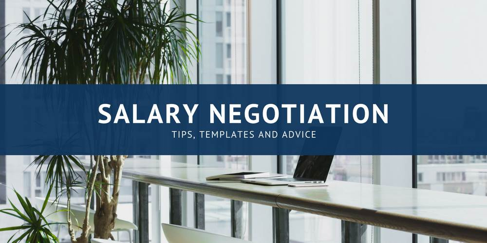 Salary Negotiation Advice - Get What You Are Worth