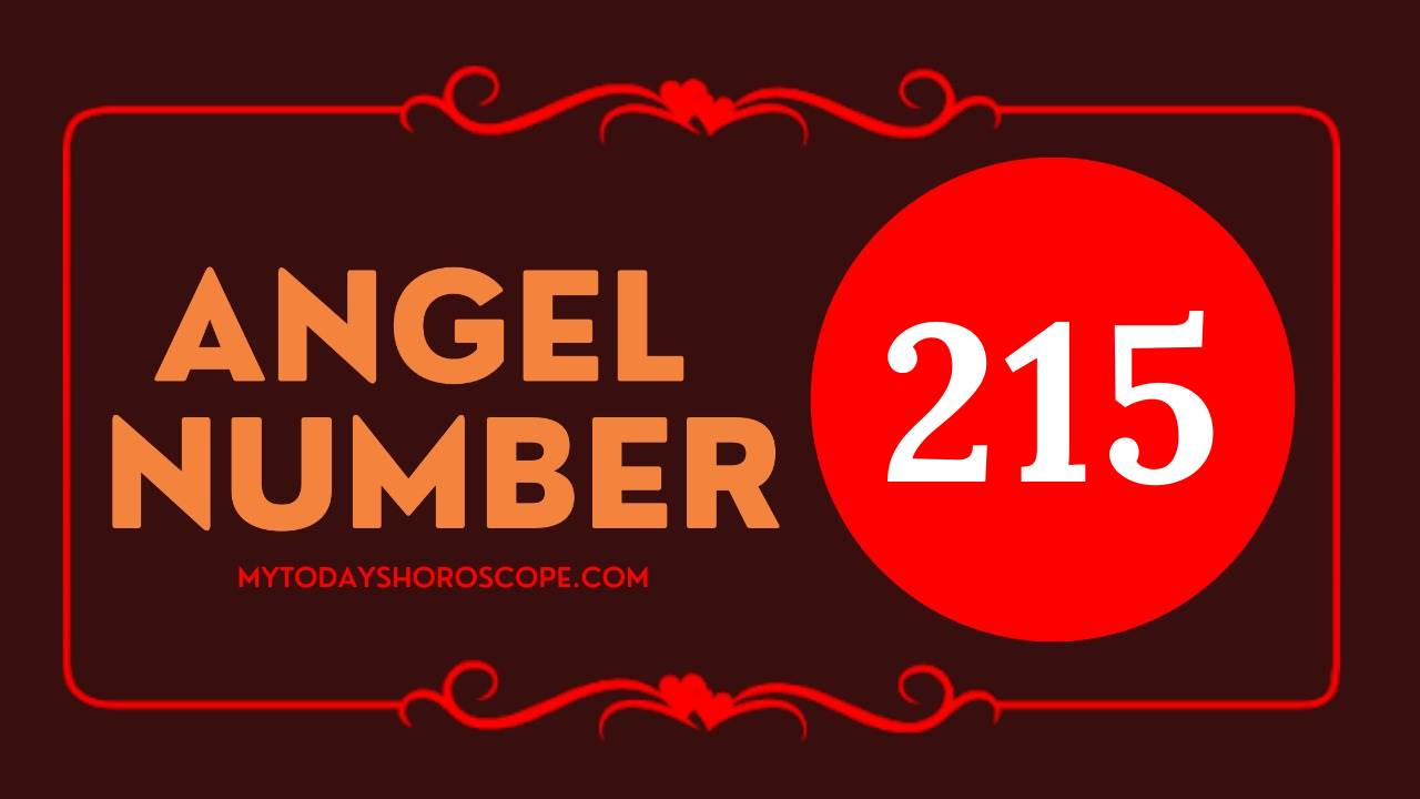Angel Number 215