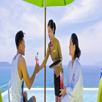 Danang Hotels near Beach gives access to major Vietnam Attractions